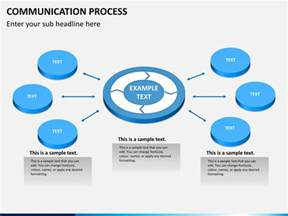 change communication template communication process powerpoint template sketchcobble