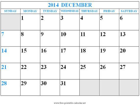 december 2014 calendar ireland printable image gallery dec calendar 2014