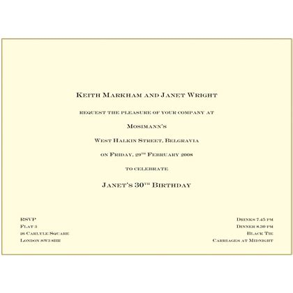 informal wedding invitation letter sle formal informal at home invitations the letter press
