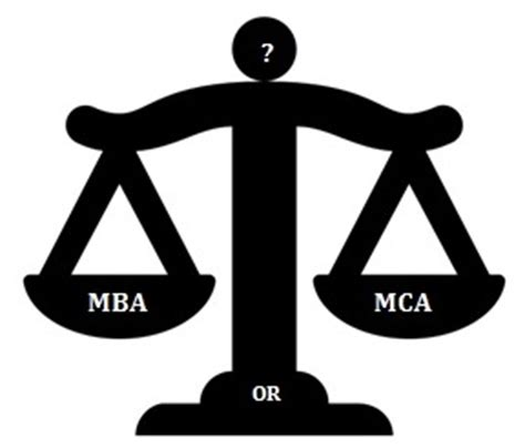 Or Mba Which Is Better by Mba Or Mca Which Is Better