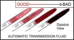 what color should transmission fluid be how to change transmission fluid bluedevil products