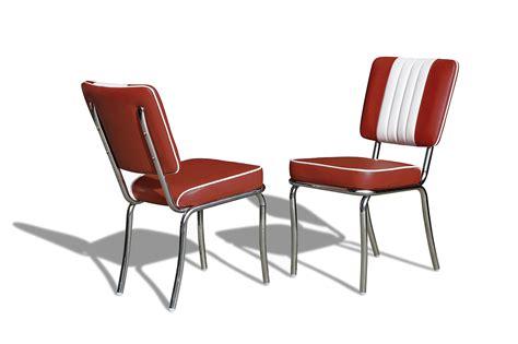 chaise ée 50 chaise diner 4 pieds dossier bicolore bel air vintage