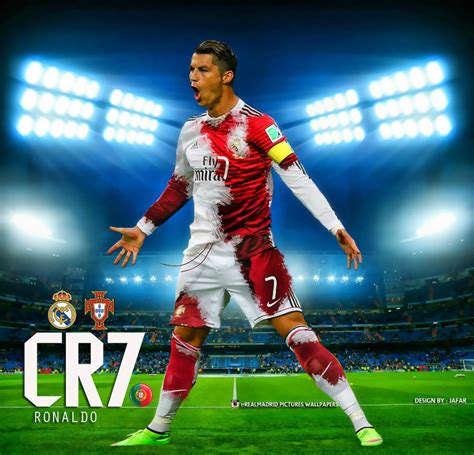 cristiano ronaldo cr7 real madrid portugal fotos y cr7 by jafarjeef on deviantart