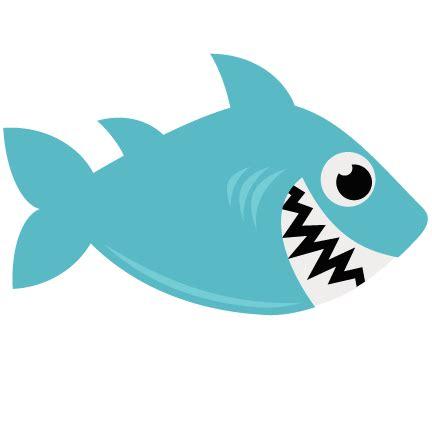 baby shark png shark svg file for scrapbooking marineaquarium