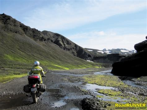 Iceland: An Adventure riding Paradise   RoadRUNNER