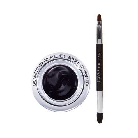Maybelline Gel Eyeliner Lasting Drama maybelline eyestudio lasting drama gel liner 24h 綣elowy