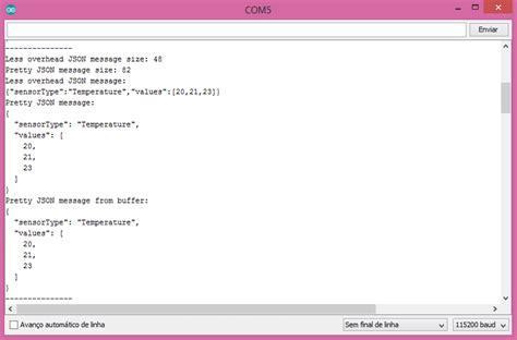 arduino json tutorial esp8266 encoding json messages techtutorialsx