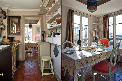 Let?s visit every inch of these Paris Apartments (that you