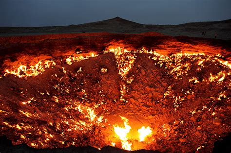 17 the door to hell most facts of interest