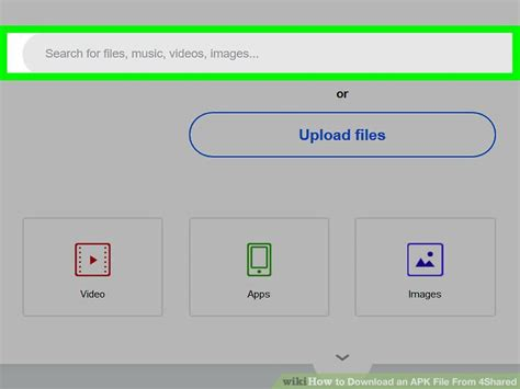 4 shared apk how to an apk file from 4shared 7 steps with pictures