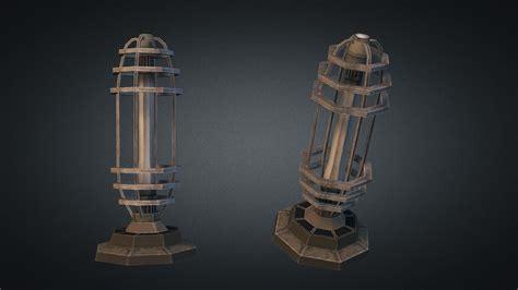 tesla coil tesla coil turret by sickleadzdk 3docean