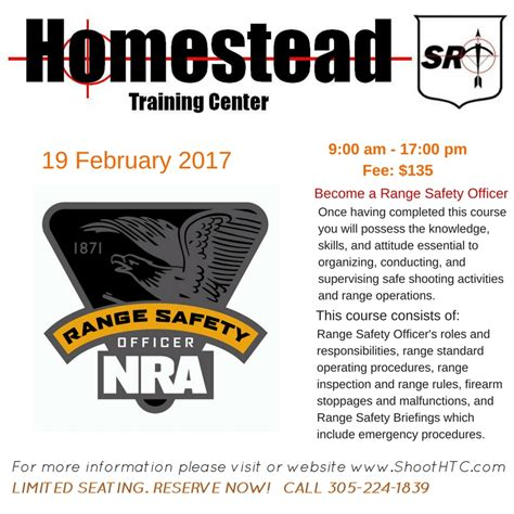 Nra Range Safety Officer by Nra Range Safety Officer Course