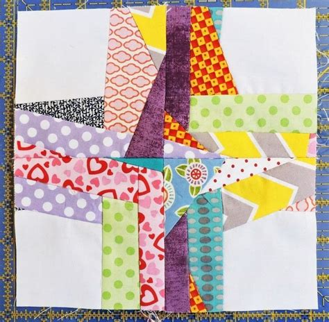 trash to treasure quilt block 183 how to make a patchwork