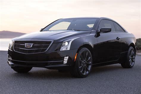 Cadillac Ats Black cadillac ats black chrome package announced gm authority