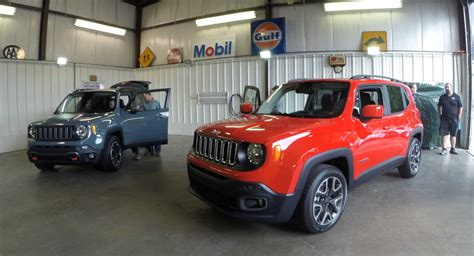 jeep trailhawk blue dissected 2015 jeep renegade feature car and driver