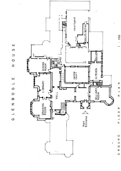 ardverikie house floor plan i have a structural question about glenbogle ardverikie