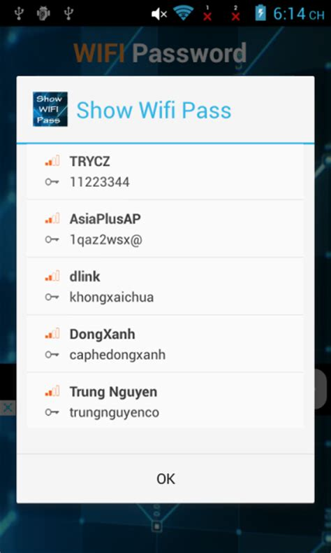 how to show wifi password on android show wifi password 2016 root apk for android aptoide