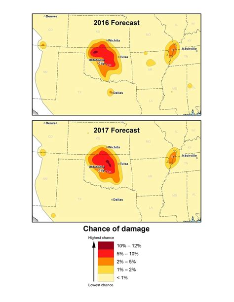 earthquake prediction 2017 new usgs maps identify potential ground shaking hazards in