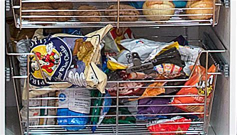 Reach In Pantry Shelving with Pantry Pull Out Organizers