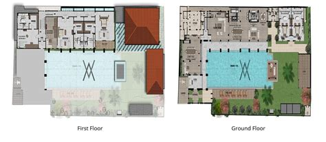 bali villa floor plan bali villa floor plans