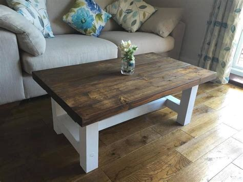 country style coffee table chunky country style coffee table solid wood oak