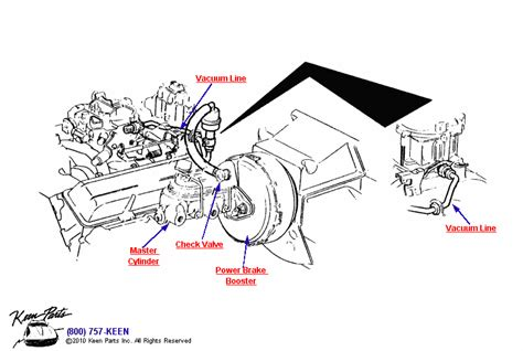 booster diagram how to repair a vacuum brake booster on a chevrolet truck