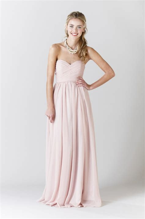 Bridesmaids Dressers by Pink Bridesmaid Dress Dress Journal