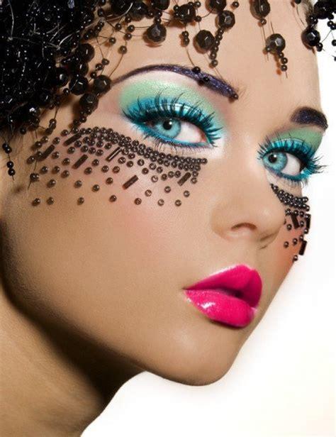 maquillajes de carnaval imagenes  ideas de maquillaje