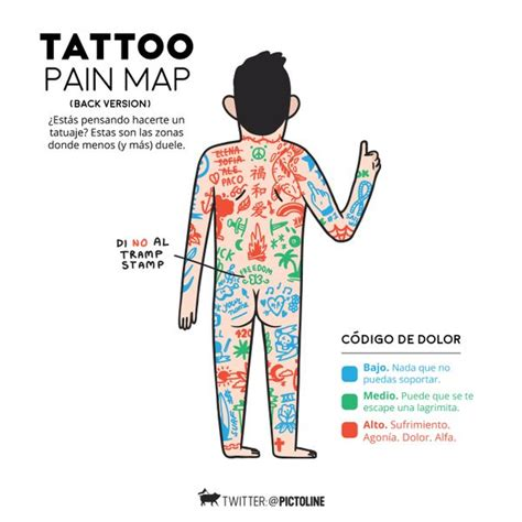 tattoo sensitivity chart best 25 ideas on