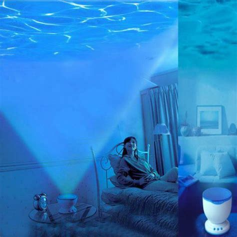 lujex romantic ocean daren waves projector l iphone
