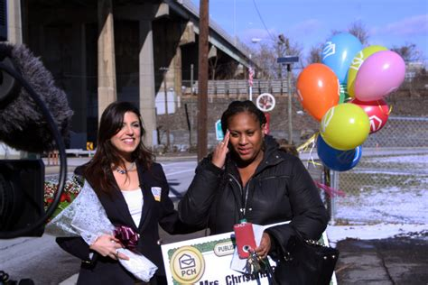 Www Pch Winners - pch winner gets a big check delivery in jersey city from the pch prize patrol pch blog