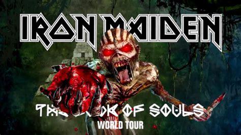 Kaos Iron Maiden Irm 05 by Iron Maiden Auf Gro 223 Er Welttournee Ank 252 Ndigungen