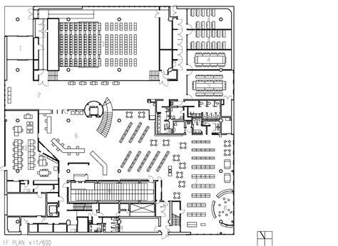 library design plan brucall