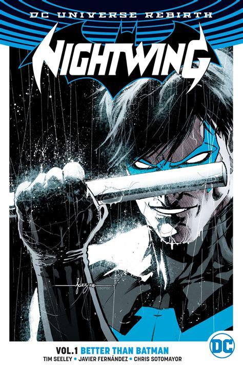 nightwing the rebirth deluxe 1401273750 checklist vo d 233 tails des sorties du 25 01 17 dcplanet fr