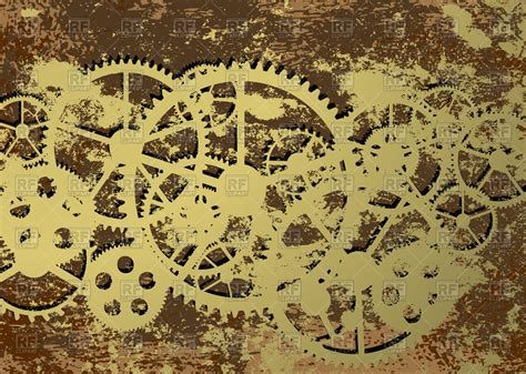 free images background with clockwork vector clipart image