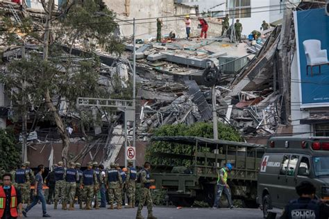 nytimes mexico city why mexico is so prone to strong earthquakes the new