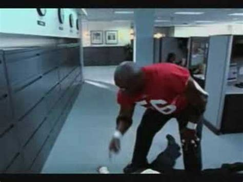 Office Linebacker Office Linebacker Terry Tate Funniest Superbowl Commercial