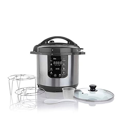 the complete elite platinumã maximatic pressure cooker cookbook he best watering and easy recipes for everyday books compare price to electric 8 quart pressure cooker