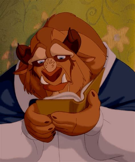 libro disney beauty and the beauty and the beast book gif find share on giphy