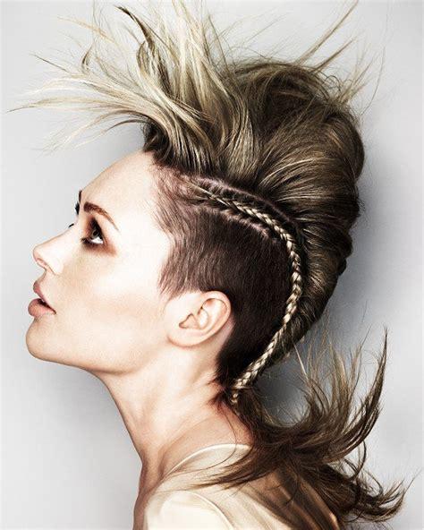 undercuts for women long hair undercut hair ideas and faux undercuts