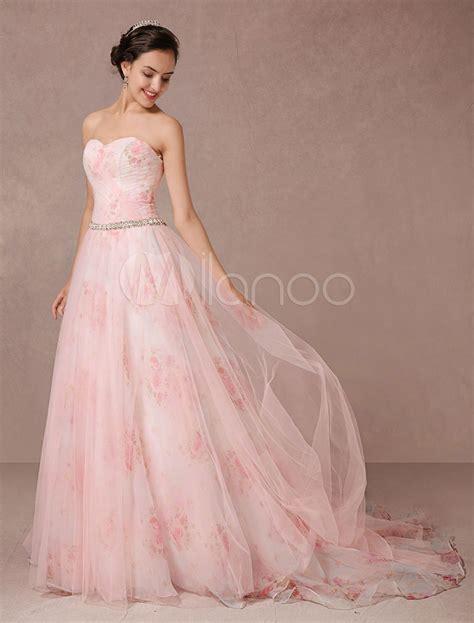 Brautkleider Rosé by Brautkleider Rosa Gro 223 Handel Brautkleider Rosa