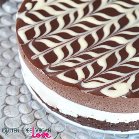 Link Black And White Chocolate Cake by Vegan And Gluten Free Black And White Chocolate Cake