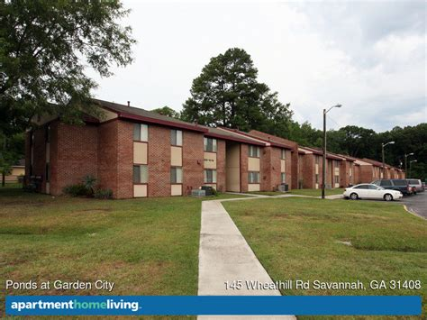 one bedroom apartments in savannah ga ponds at garden city apartments savannah ga apartments