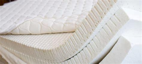 miglior materasso in lattice naturale materassimatrimoniali classifiche e recensioni