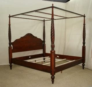 King Size Canopy Bed Frame Classics Montego King Size Canopy Poster Bed Frame