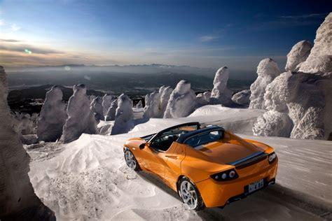 orange tesla roadster new 2nd tesla roadster coming in 4 years