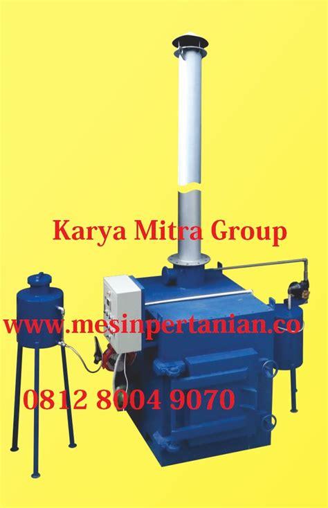 Incinerator Kapasitas 15kg jual mesin incinerator limbah puskesmas dan limbah