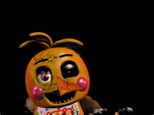 Fnaf 4 w toy chica jumpscare by mariokid1285 on deviantart