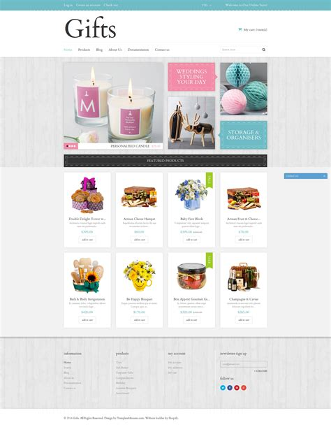 Shopify Themes Gifts | elegant gifts shopify theme 50768