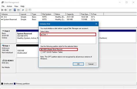 gpt format nasil atilir windows 10 da sanal sabit disk nasıl oluşturulur ve